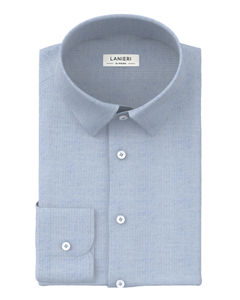 Shirt Light Herringbone Flannel