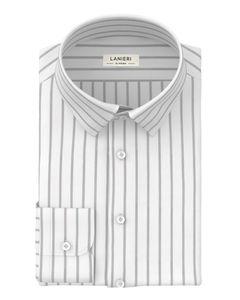 Shirt Grey Stripe