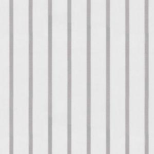 Hemd Grau Streifen-Dessin