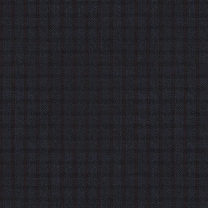 Suit Blue Check Design