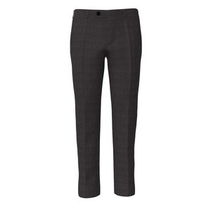 Pants Assoluto Grey Prince of Wales