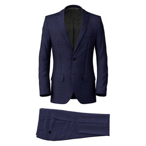 Suit City Blue