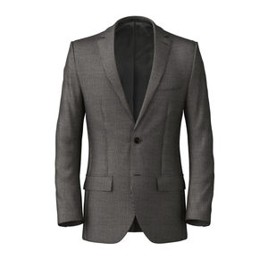 Jacket Grey Houndstooth