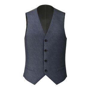 Waistcoat Steel Blue