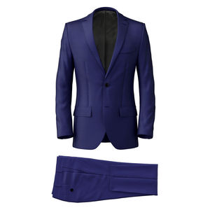 Suit Electric blue