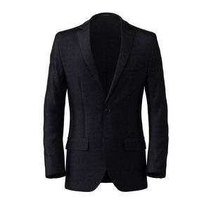Blazer Navy Blue Armaturato