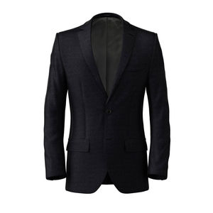 Jacket Navy Blue Armaturato