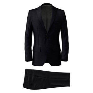 Suit Navy Blue Armaturato
