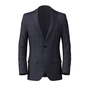 Blazer Blue Steel Check