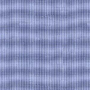 Shirt Blue Houndstooth