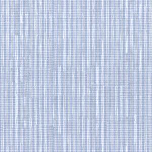 Camicia Azzurra a Quadri Cotone Lino