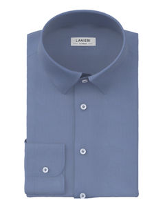 Shirt Comfort Light Blue Bridge