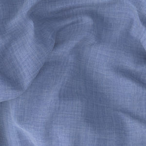 Chemise Bleu Denim Zéphyr Coton