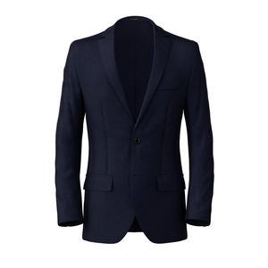 Blazer Blau Oxford