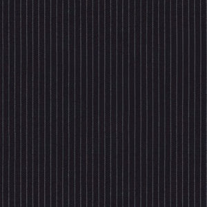 Gilet Blu Microrigato