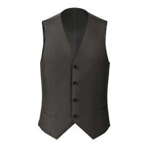 Gilet Anthracite Grisaille