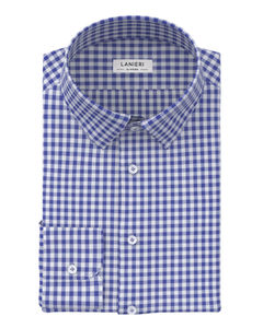 Shirt Blue Check