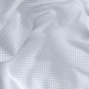 Shirt Light Blue Check