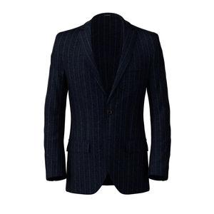 Blazer Dublin Blue Pinstripe