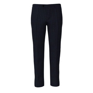 Trousers Dublin Blue Pinstripe