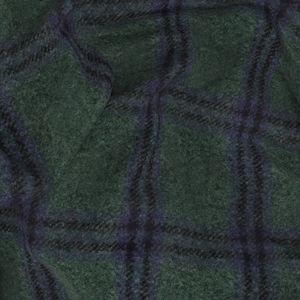 Blazer Tartan Green