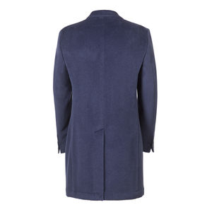 Coat Cashgora Blue