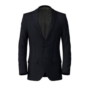 Jacket Blue Birdseye