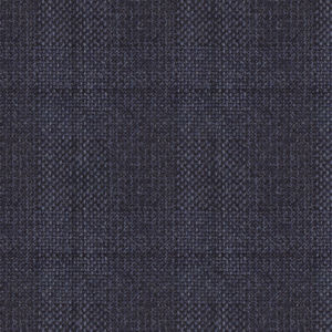 Blazer Blu Hopsack Quadri