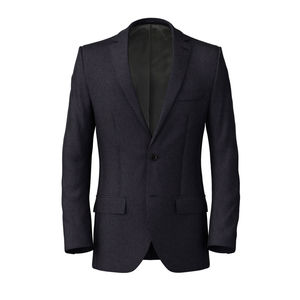 Jacket Santiago Blue Stripe