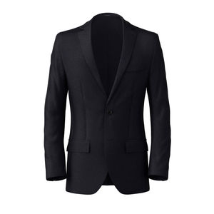 Blazer Midnight Blue Micro Dots