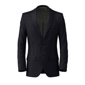 Jacket Midnight Blue Micro Dots