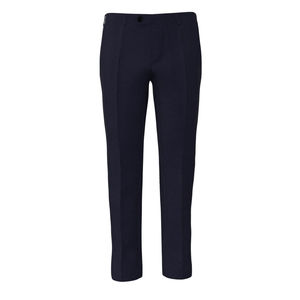 Pantalon Super 160's Bleu Royal