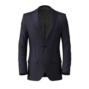 Jacket Midnight Blue Pinstripe