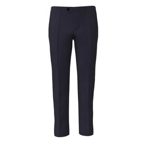 Trousers Midnight Blue Pinstripe