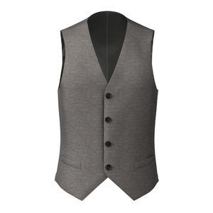 Vest Icon Light Grey