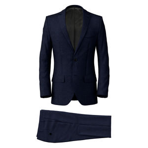 Costume Bleu Levant