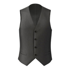 Gilet Icon Gris Anthracite