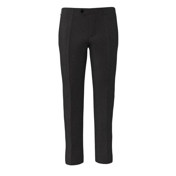 Pantalon Reda Four Season Solid Dark grey
