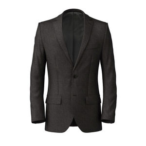 Jacket Grey Birdseye