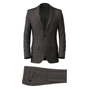 Suit Antico Grey Prince of Wales