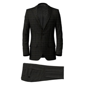 Suit Graphite Prince of Wales