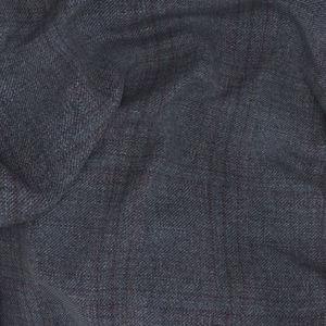Pantalon Bleu Otello Quadrillé