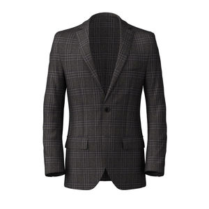 Blazer Grey Rétro Check