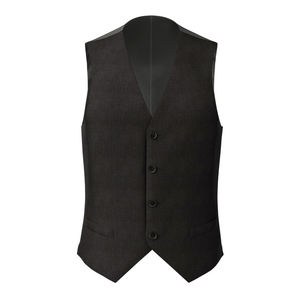 Waistcoat Authentic Black