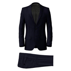 Suit Traveller Blue Birdseye