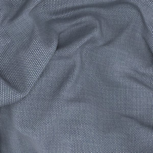 Jacket Steel Blue Wool Silk
