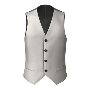 Gilet Gris Authentique