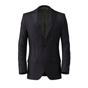 Jacket Midnight Blue Wool