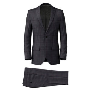 Suit Anthracite Prince of Wales