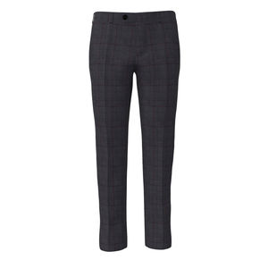 Trousers Anthracite Prince of Wales